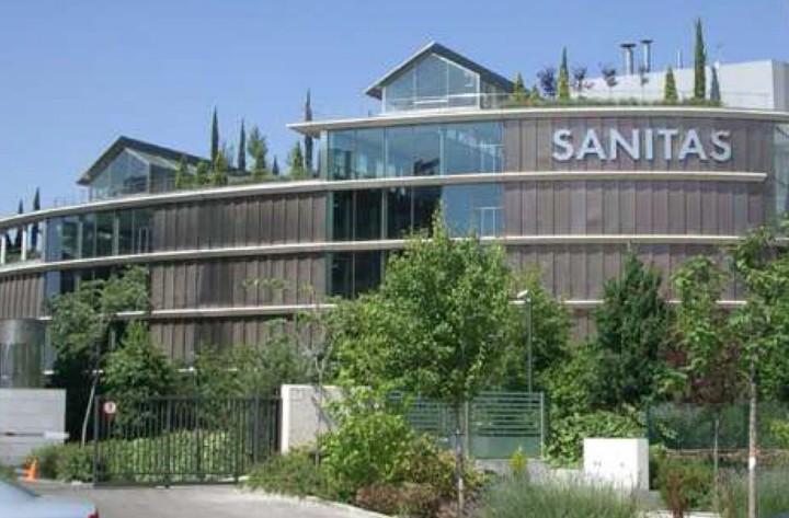 Obras iberis jardiner a for Sanitas madrid oficinas